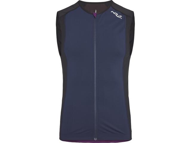 Fe226 DuraForce Koszulka triathlonowa Build Mężczyźni, niebieski/czarny